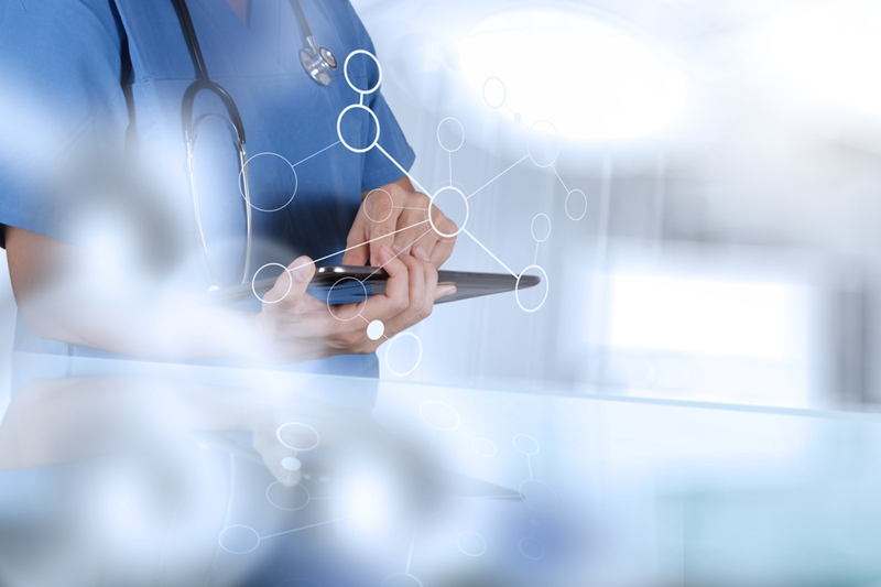 Telemedicine enables doctors to see pediatric patients without the time and travel a normal visit would require.
